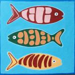 pesci e sabbia
